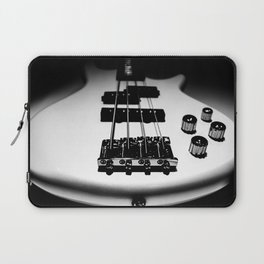 Bass Lines Laptop Sleeve