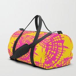 Grapefruit Fusion Tie Dye - Rasha Stokes Duffle Bag