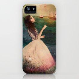 claire voyance iPhone Case