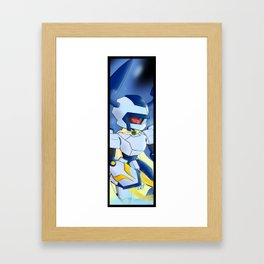 KWG-??M Framed Art Print
