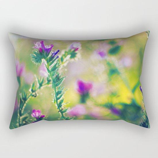 Spring Charm Rectangular Pillow