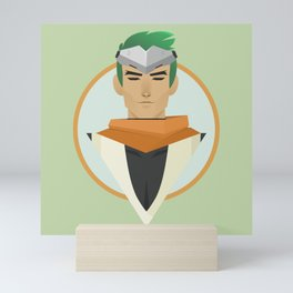 A Sweet Boi Mini Art Print