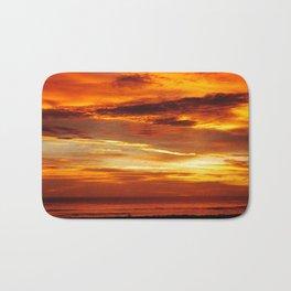 Another Beautiful Costa Rica Sunset Bath Mat