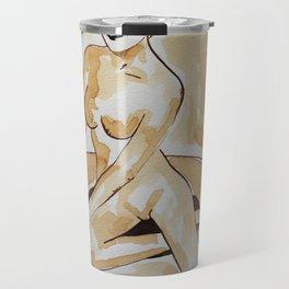 Coffee Pin Up Travel Mug