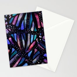 butterflies /Agat/  Stationery Cards