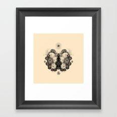 COSMIC NATURE II Framed Art Print