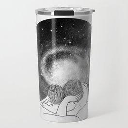 Our imaginary night. Travel Mug