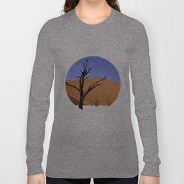 desert tree 4 Long Sleeve T-shirt