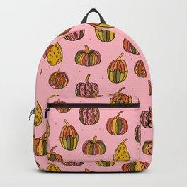 Oh My Gourd Print Backpack