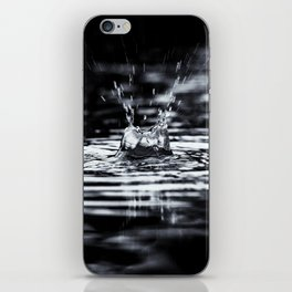 Summer Storms iPhone Skin