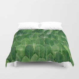 All Lined Up Duvet Cover