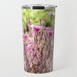 fleurs des champs 5 Travel Mug