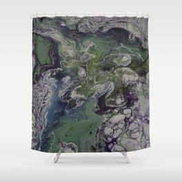 DRAGONS LAIR Shower Curtain