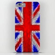 Union Jack Flag Fratilius Slim Case iPhone 6 Plus