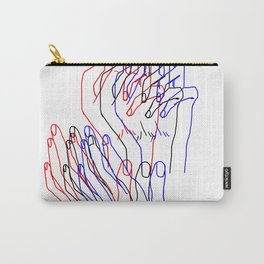 h a n d s Carry-All Pouch