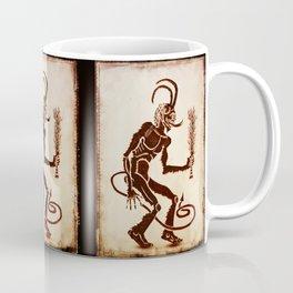Krampus Is Coming Coffee Mug
