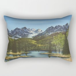 Frontier Spring Rectangular Pillow