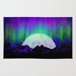 Under the Northern Lights Rug