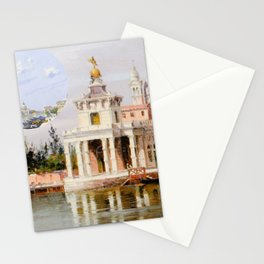 Venice Two Ways Stationery Cards