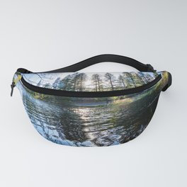 A Day at the Lake Fanny Pack