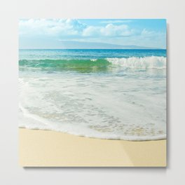Ocean Dreams Metal Print