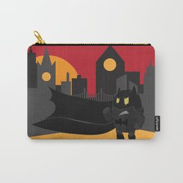 Urban monster Bat_man Carry-All Pouch