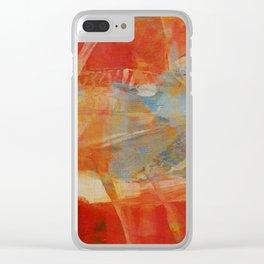 O Sal da Terra Clear iPhone Case