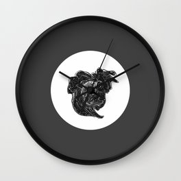 Cupnoodles Ardilla (Circle) Wall Clock