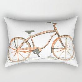Cute bicycle Rectangular Pillow