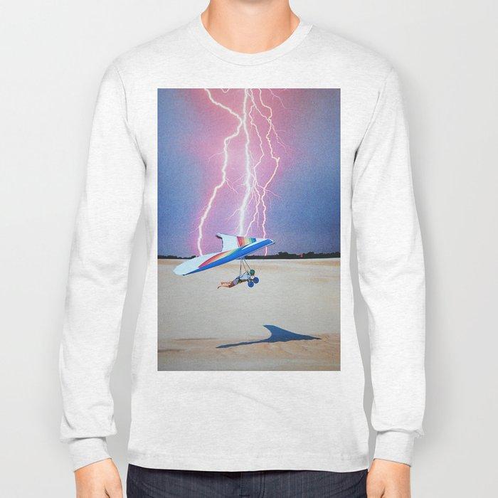 Flash Crash Long Sleeve T-shirt