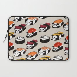 Sushi Panda Laptop Sleeve