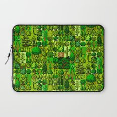 Digital Woodland Camo Laptop Sleeve