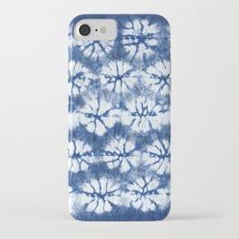 Shibori two iPhone Case