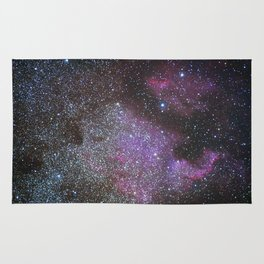 North America Nebula and Pelican Nebula Rug