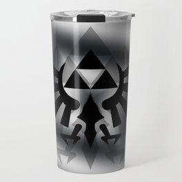 The Legend Of Zelda Logo Travel Mug