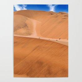 The Namib Desert, Namibia Poster
