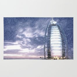 The Pride Of Dubai Rug