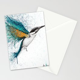 For I Must Be Traveling On Stationery Cards