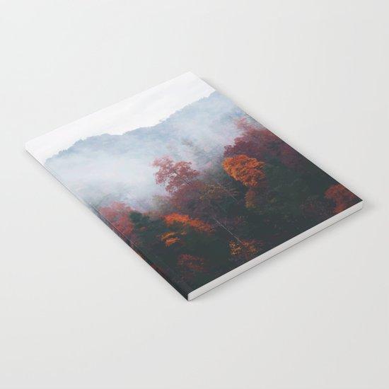 Fog #society6 #decor #lifestyle #buyart Notebook