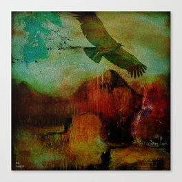 El condor Pasa Canvas Print