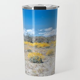 Super Bloom 7292 Paradise Joshua Tree Travel Mug