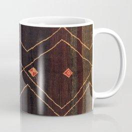 Feiija  Antique South Morocco North African Pile Rug Coffee Mug
