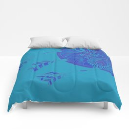 Faded Dreams Comforters