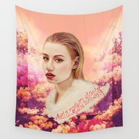 iggy Wall Tapestries featuring IGGY by Share_Shop