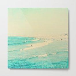 beach sunday II Metal Print