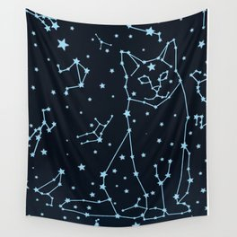 Starcat Wall Tapestry
