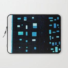 Building at Dusk - New York City Laptop Sleeve