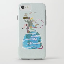 Fuga - Escape iPhone Case
