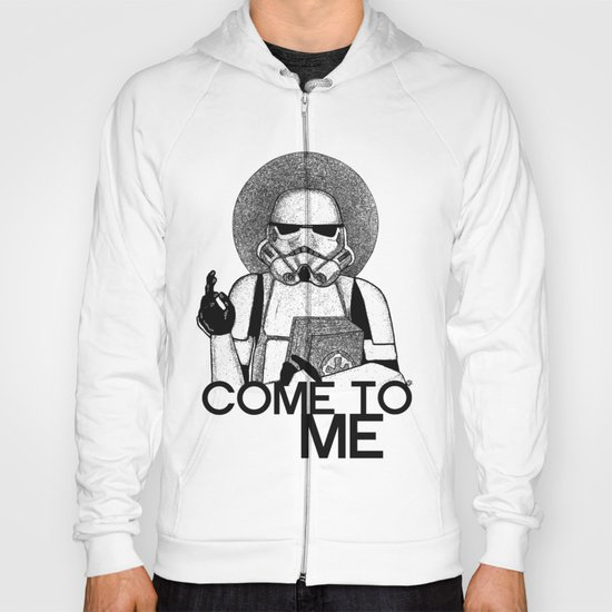 """EMPIRE"" - Star Wars, Stormtrooper Hoody"