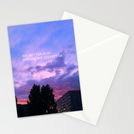 Aesthetic Stationery Cards